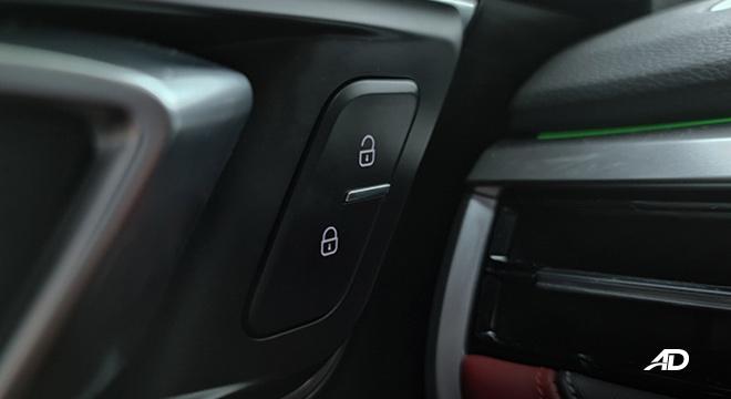 2021 Chery Tiggo 7 Pro interior lock button Philippines