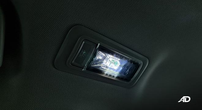 2021 Chery Tiggo 7 Pro interior map light Philippines