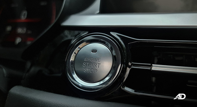2021 Chery Tiggo 7 Pro interior push start button Philippines