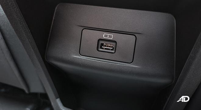2021 Chery Tiggo 7 Pro interior USB port Philippines