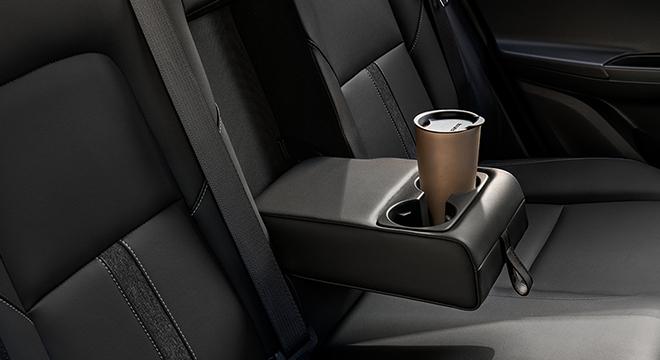2021 Chevrolet Tracker interior center armrest Philippines
