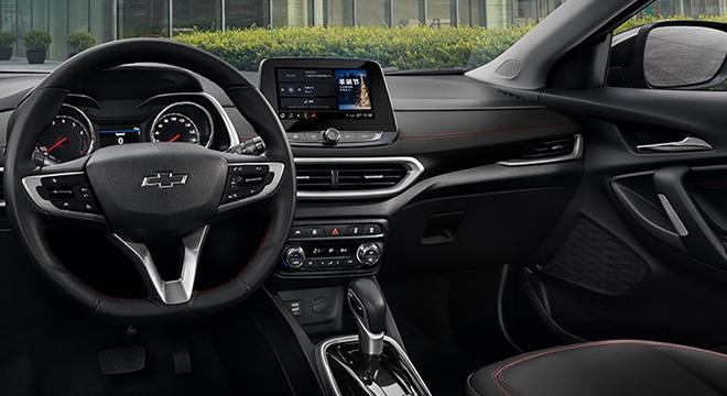2021 Chevrolet Tracker interior dashboard Philippines