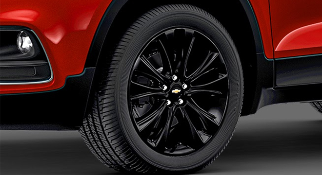 2021 Chevrolet Trax exterior wheels Philippines