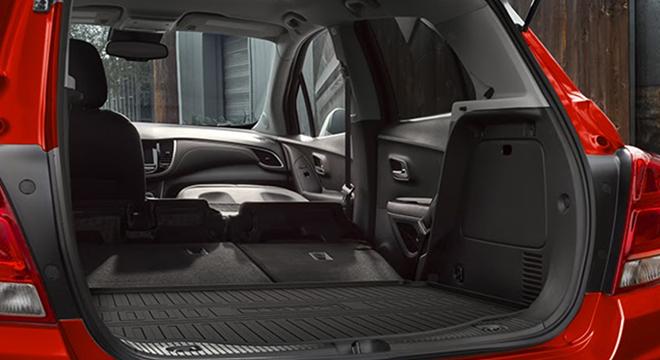 2021 Chevrolet Trax interior cargo Philippines