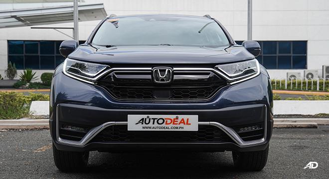 2021 Honda CR-V front face