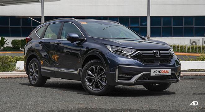 2021 Honda CR-V Front quarter