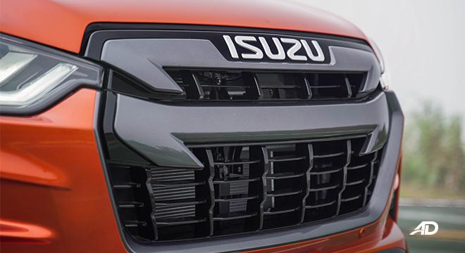 2021 Isuzu D-MAX Philippines exterior front grille