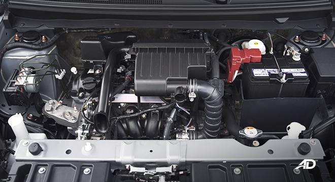 2021 Mitsubishi Mirage G4 engine Philippines