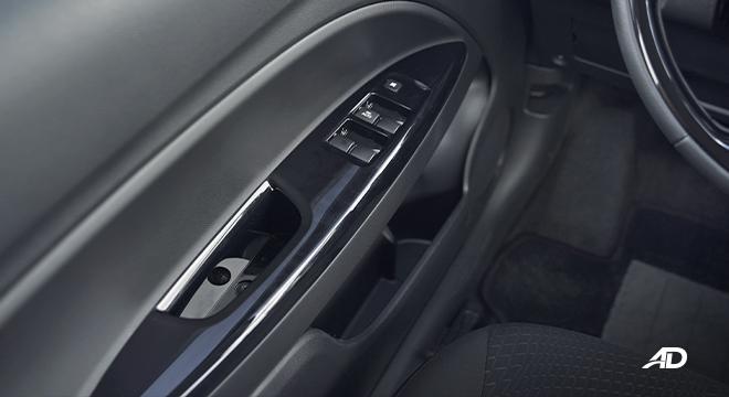 2021 Mitsubishi Mirage G4 interior window controls Philippines