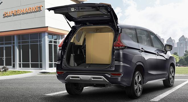 2021 Mitsubishi Xpander exterior rear Philippines