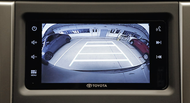 2021 Toyota Innova backup camera Philippines