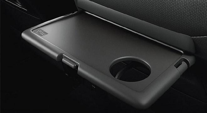 2021 Toyota Innova interior flip table Philippines