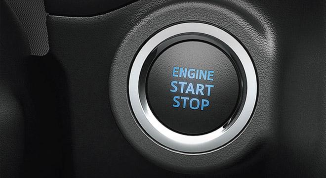 2021 Toyota Innova interior push-start button Philippines
