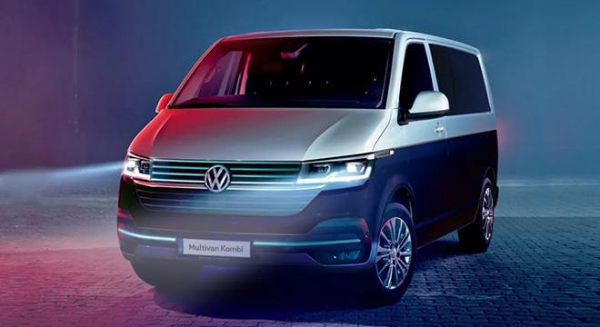 2021 Volkswagen Multivan Kombi exterior quarter front Philippines