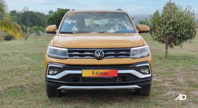 2021 Volkswagen T-Cross exterior front Philippines