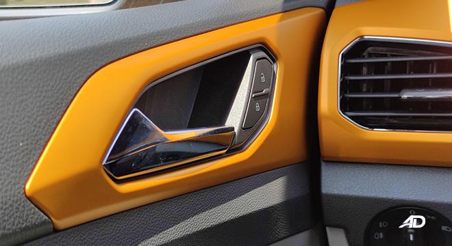 2021 Volkswagen T-Cross interior door handles Philippines