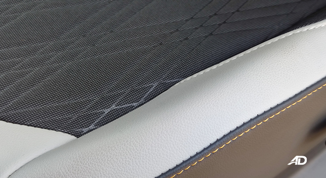 2021 Volkswagen T-Cross interior seat upholstery Philippines