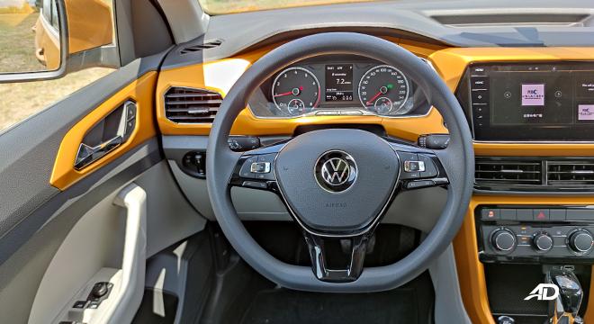 2021 Volkswagen T-Cross interior steering wheel Philippines