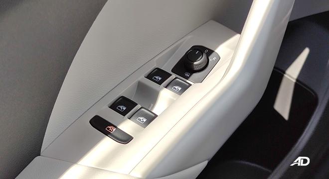 2021 Volkswagen T-Cross interior window controls Philippines