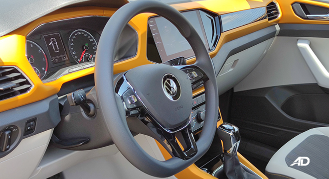 2021 Volkswagen T-Cross interiorsteering wheel Philippines