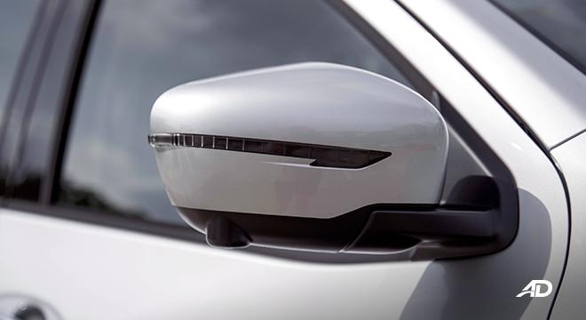 2022 Nissan Terra exterior side mirror Philippines