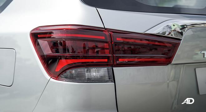 2022 Nissan Terra exterior taillights Philippines