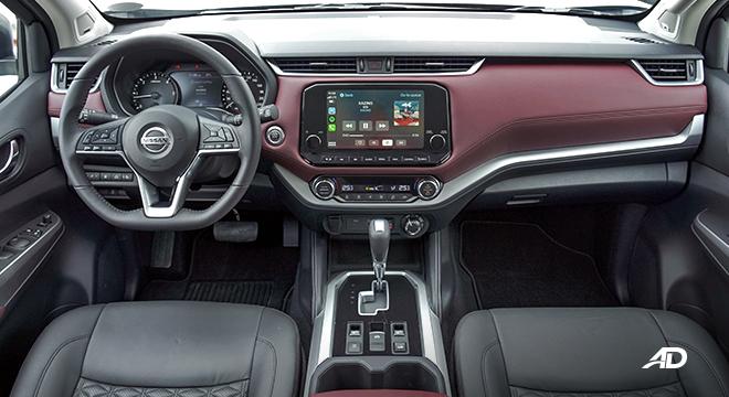 2022 Nissan Terra interior dashboard Philippines