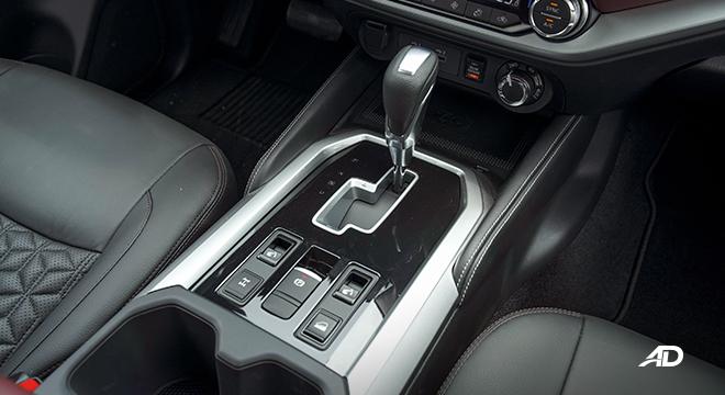 2022 Nissan Terra interior gear shifter Philippines