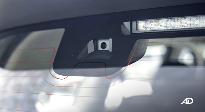 2022 Nissan Terra rearview monitor Philippines