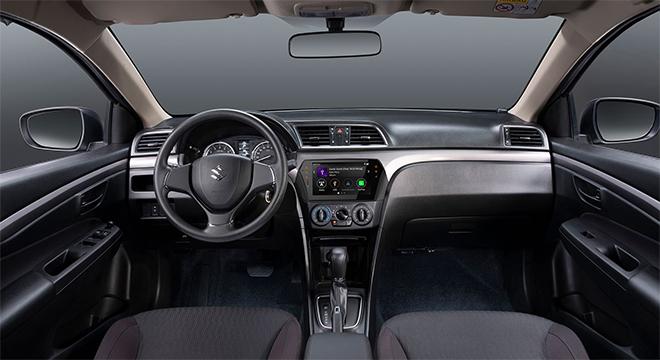 2022 Suzuki Ciaz GL AT interior Philippines
