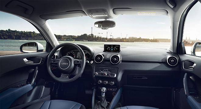 Audi A1 2018 Philippines Interior