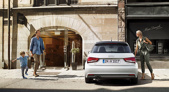 Audi A1 2018 Philippines Rear