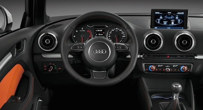 Audi A3 Hatchback 2018 Philippines Interior