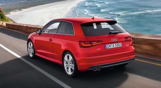 Audi A3 Hatchback 2018 Philippines Rear