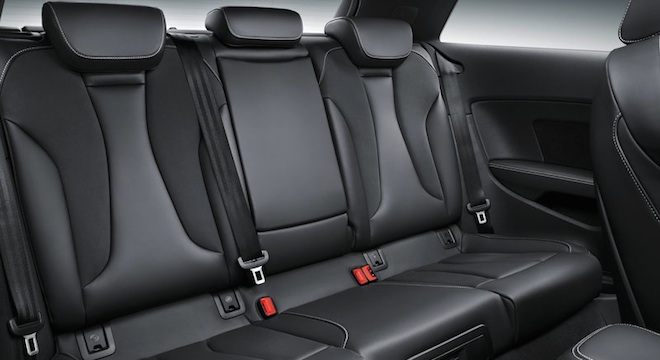 Audi A3 Hatchback 2018 Philippines Seats