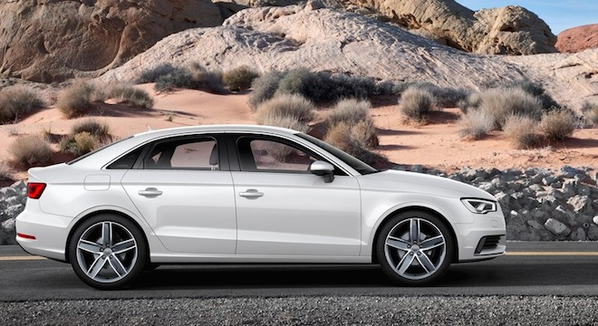 Audi A3 Sedan 2018 Philippines White