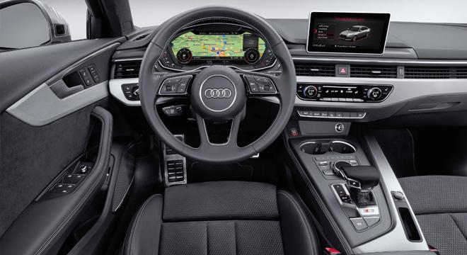 Audi A4 2018 Philippines Interior