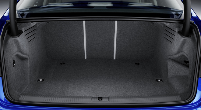 Audi A4 2018 Philippines Trunk
