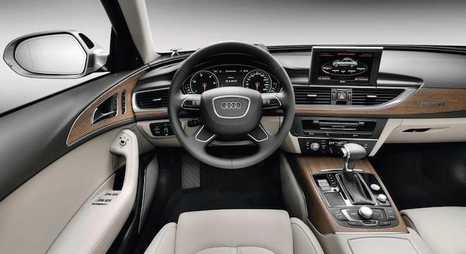 Audi A6 2018 Philippines Interior