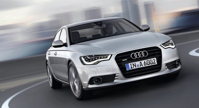 Audi A6 2018 Philippines Silver
