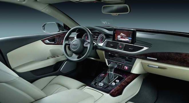 Audi A7 2018 Philippines Interior