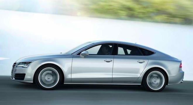 Audi A7 2018 Philippines Silver