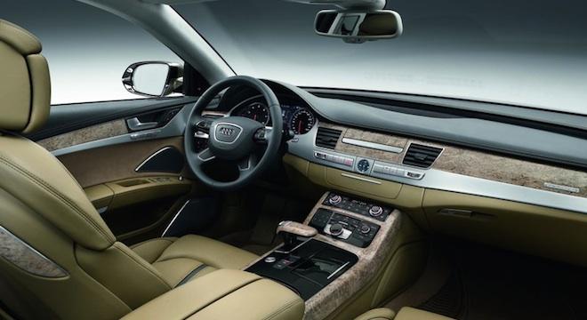 Audi A8 L 2018 Philippines Interior