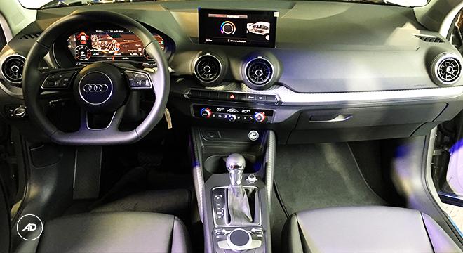 Audi Q2 2018 Philippines Interior