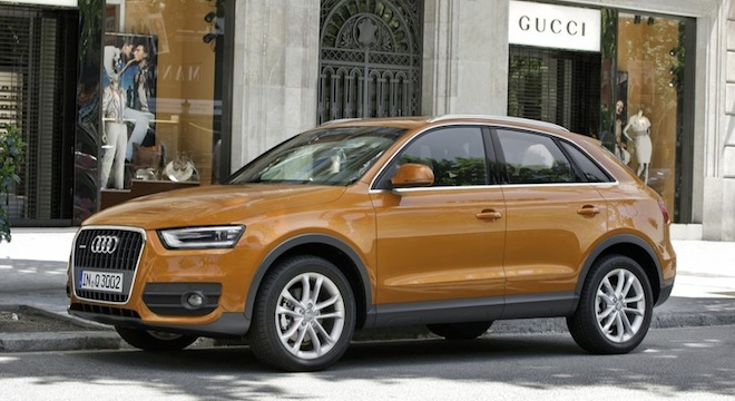 Audi Q3 2018 Philippines Luxury Car