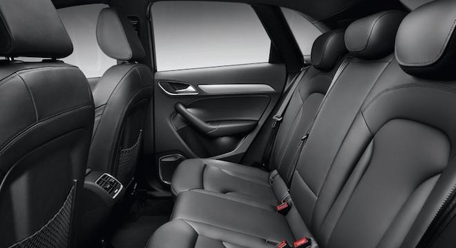 Audi Q3 2018 Philippines Seats