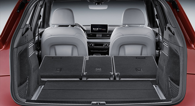 Audi Q5 2018 Philippines Trunk