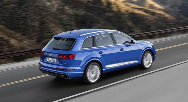 Audi Q7 2018 Philippines Blue