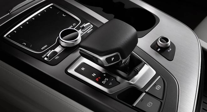 Audi Q7 2018 Philippines Gear