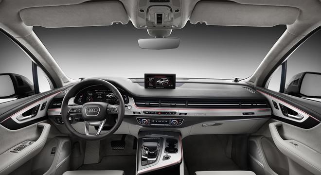 Audi Q7 2018 Philippines Interior